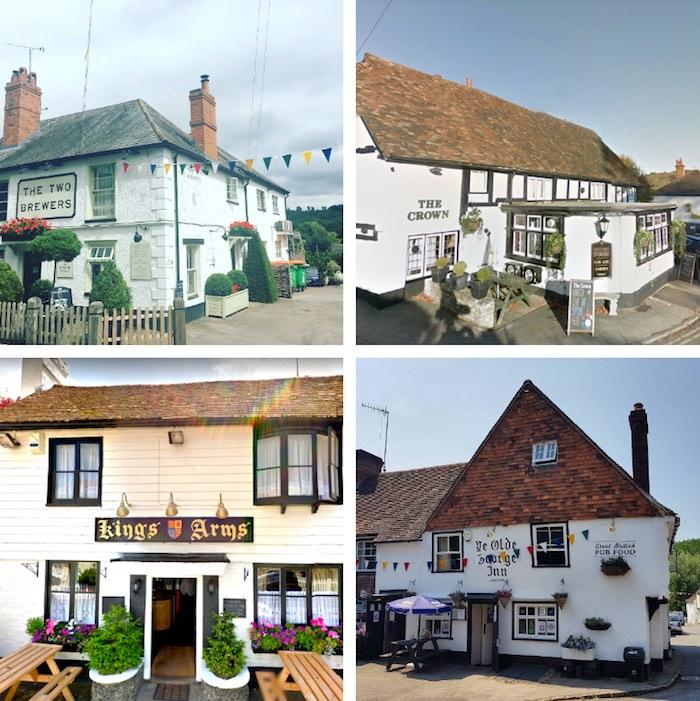 Shoreham Pubs