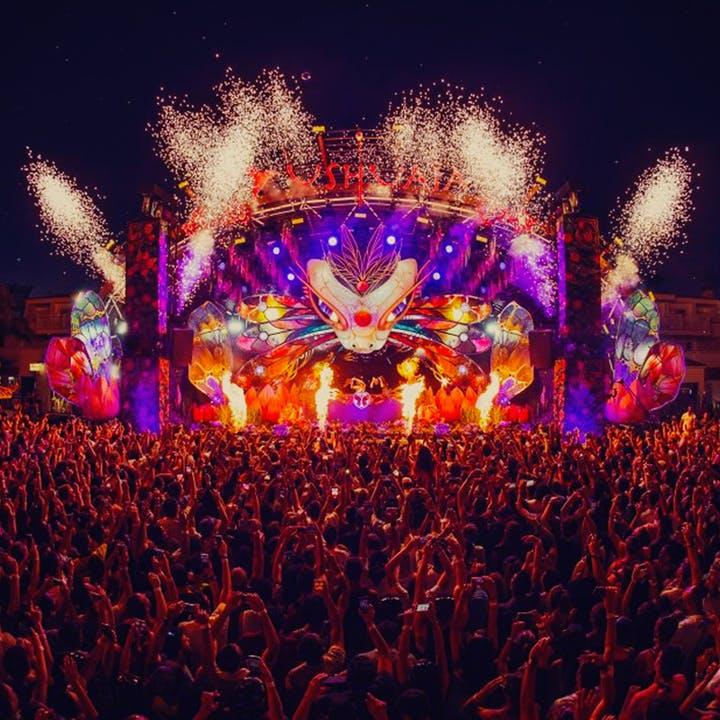Tomorrowland Ibiza Club Nights