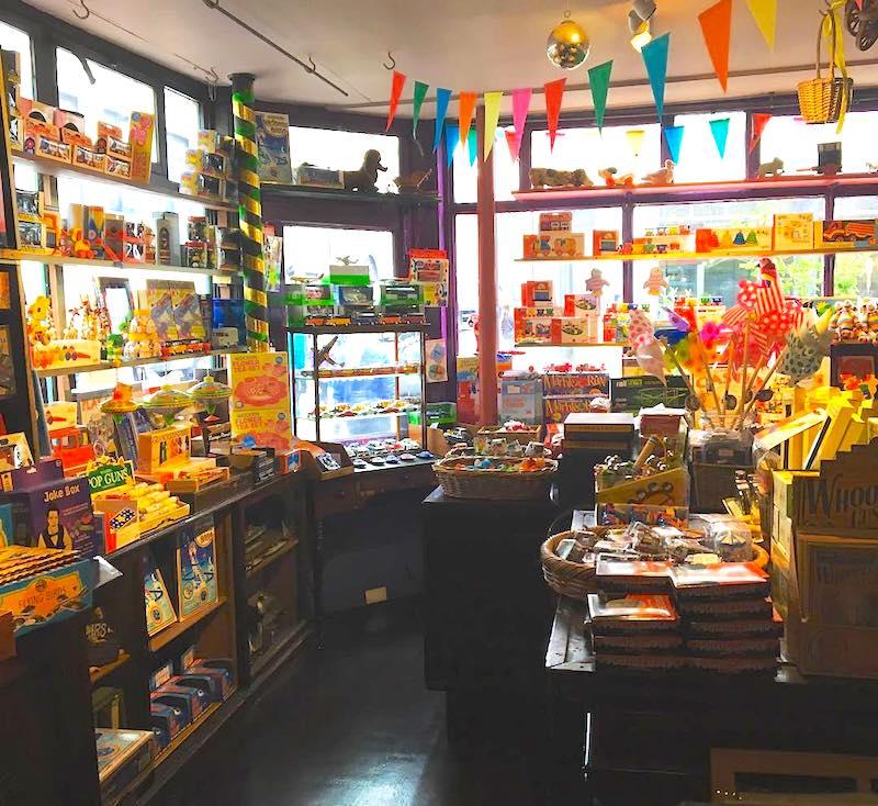 Toy Shops London