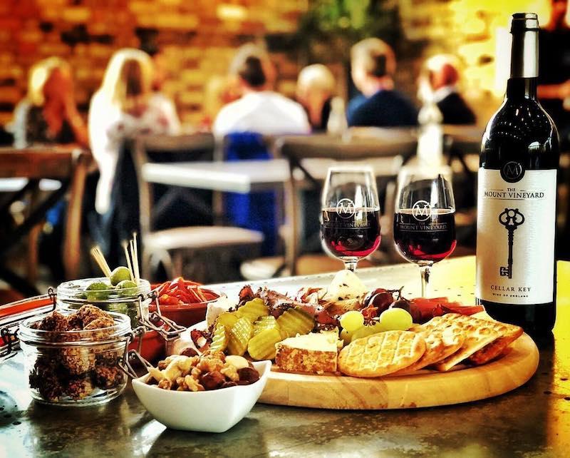 Wine charcuterie Shoreham