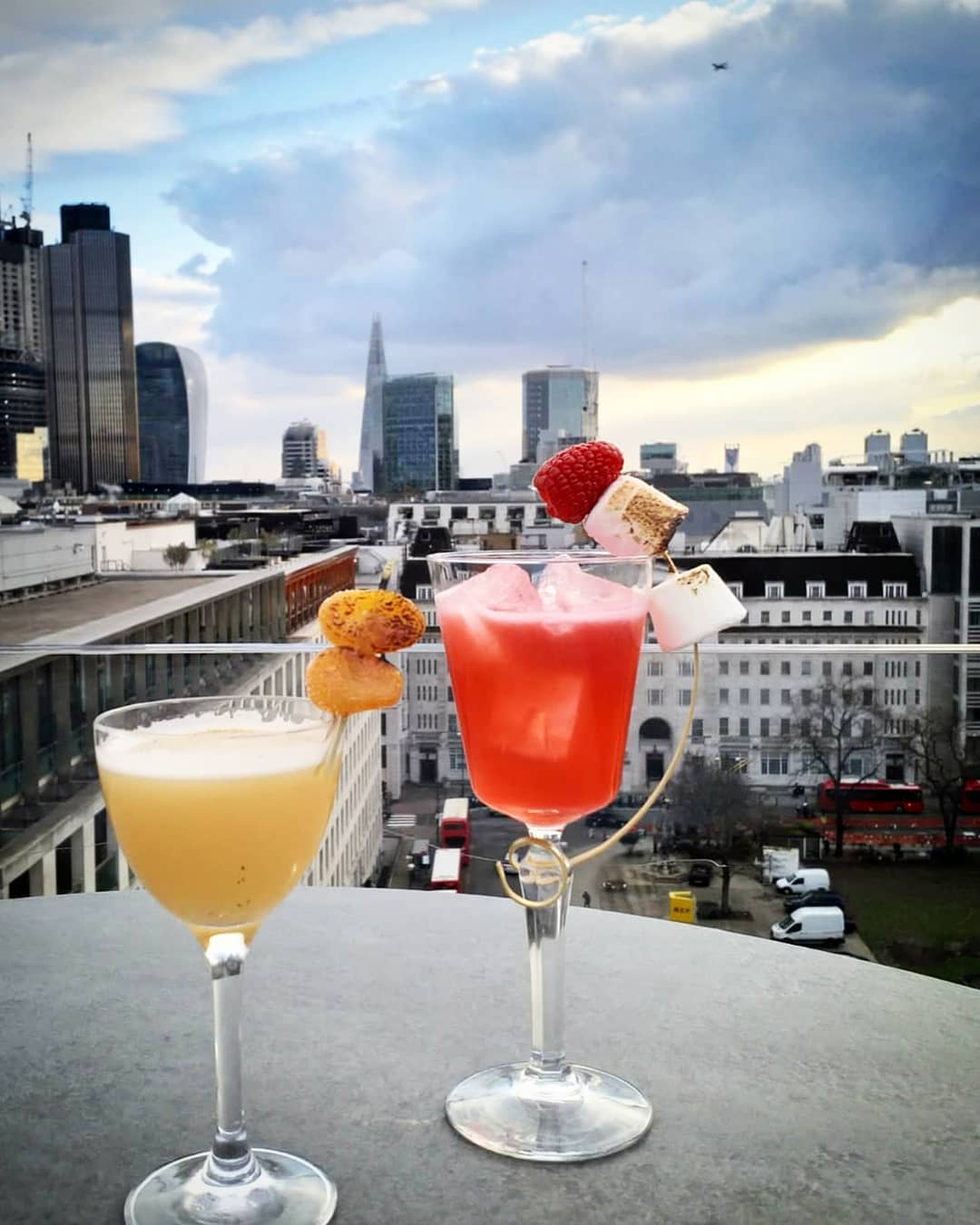 The Best Places For Lovely, Summery Cocktails In London ...