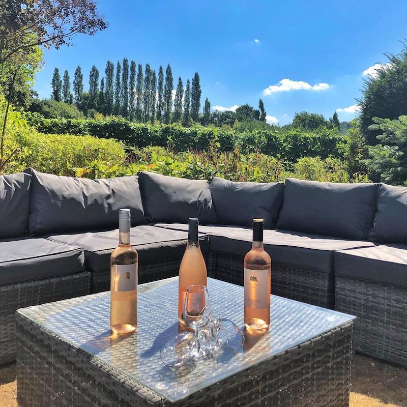 vineyard near london