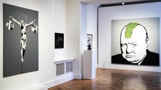 Banksy Exhibition London