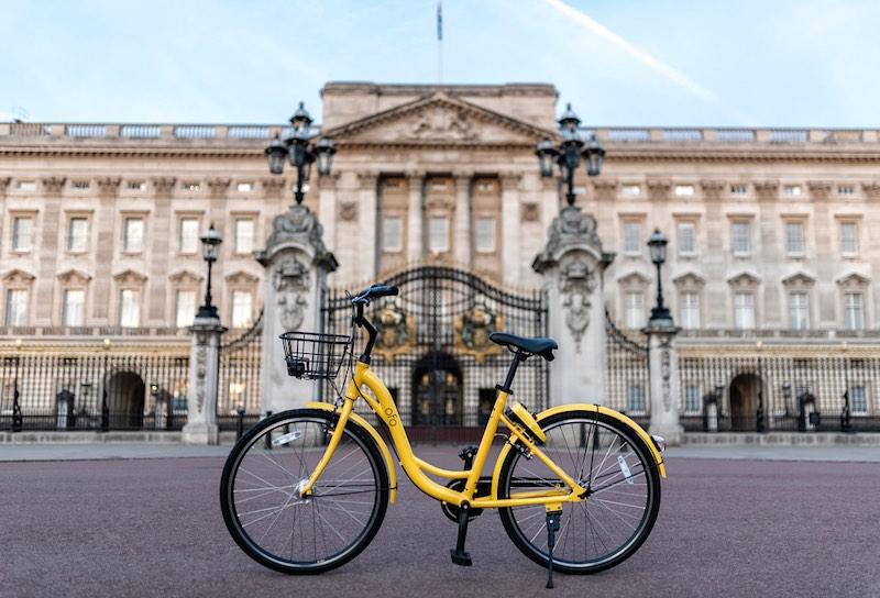 Bike Hire London Ofo Rental