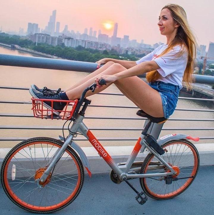 Bike Hire Mobike London