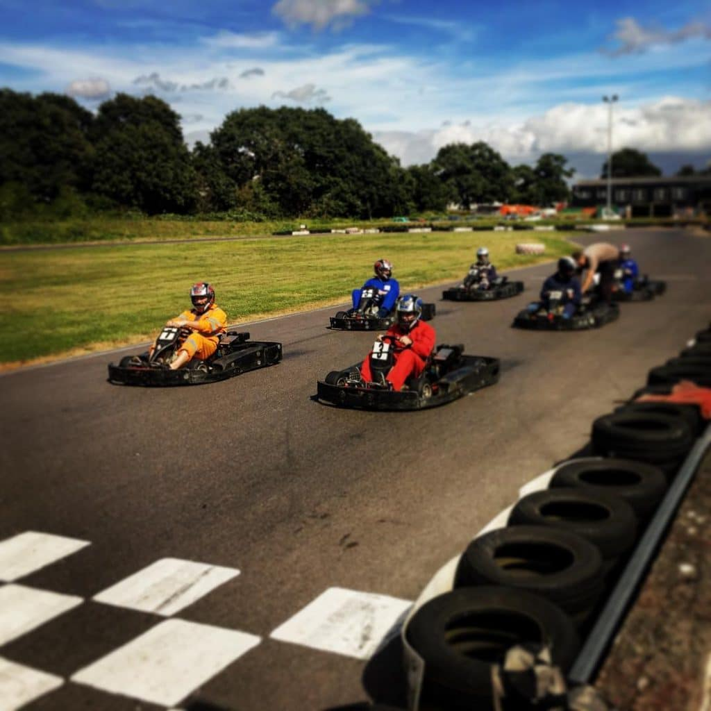 Go Karting Traq Croydon