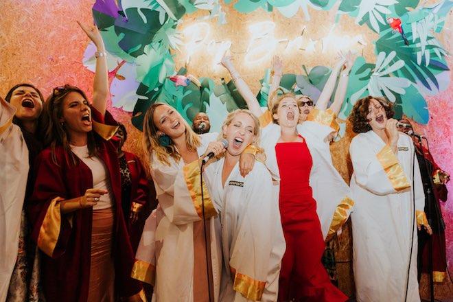 Gospel Karaoke Weddings