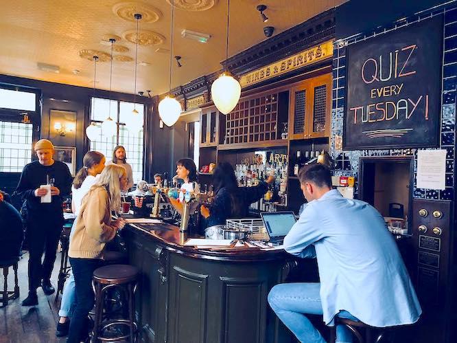 Hackney Pubs Prince Arthur