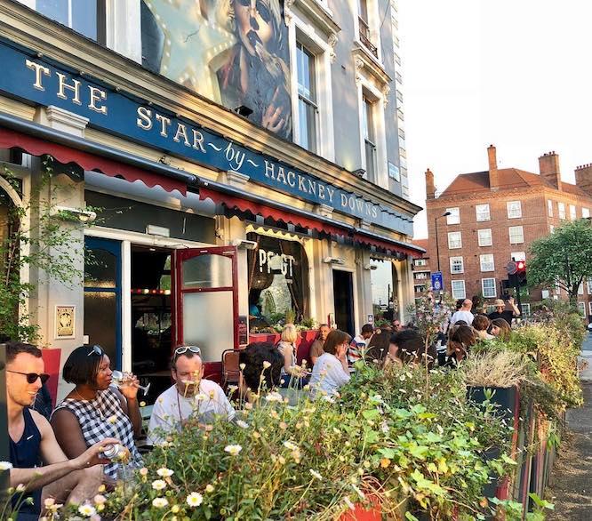 Hackney Pubs Star Downs
