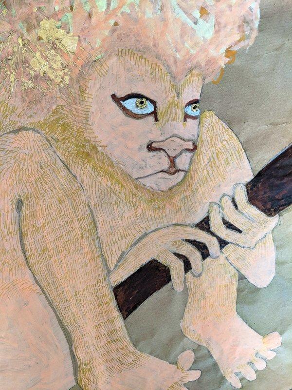 Jesse Darling The Lion