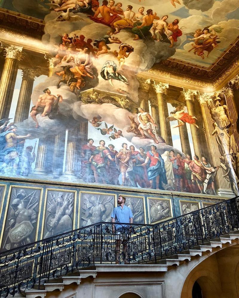Paintings Hampton Court Palace