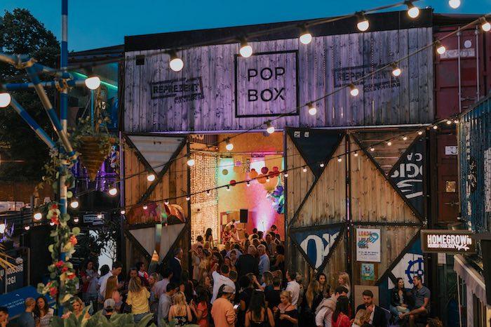 Pop Box Brixton Weddings