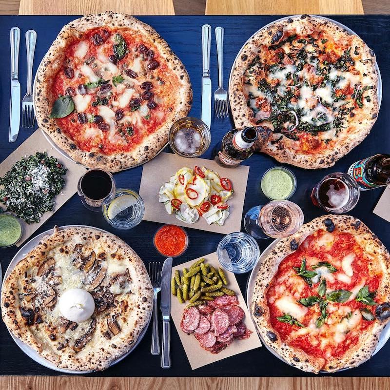 Pop Brixton Pizza restaurant