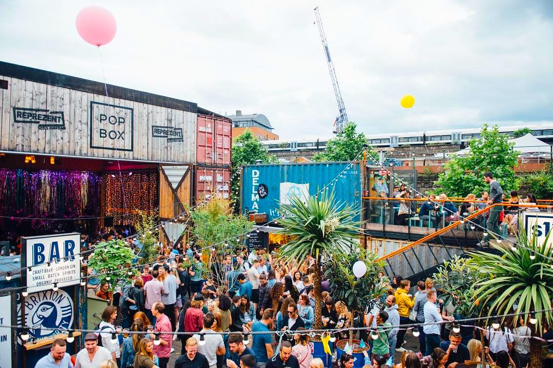 Pop Brixton Restaurants