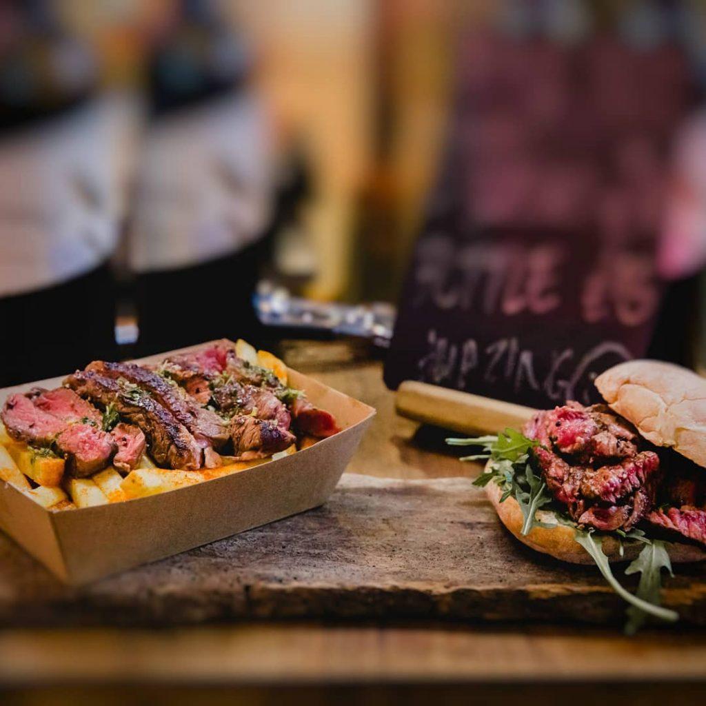 Pop Brixton Steak Restaurant