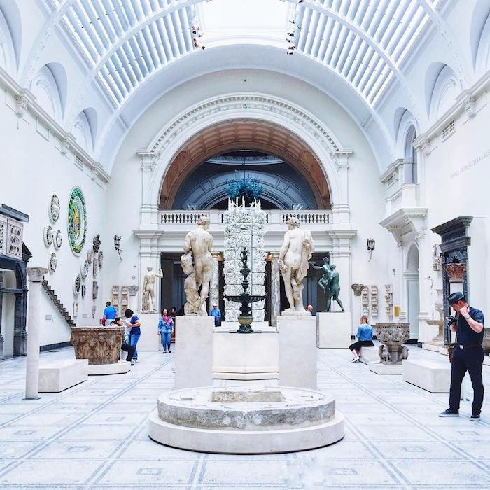 Victoria And Albert Museum Free