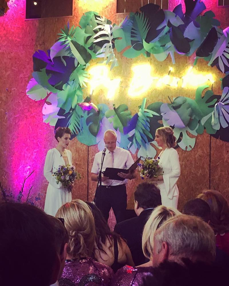 Wedding Vows In London