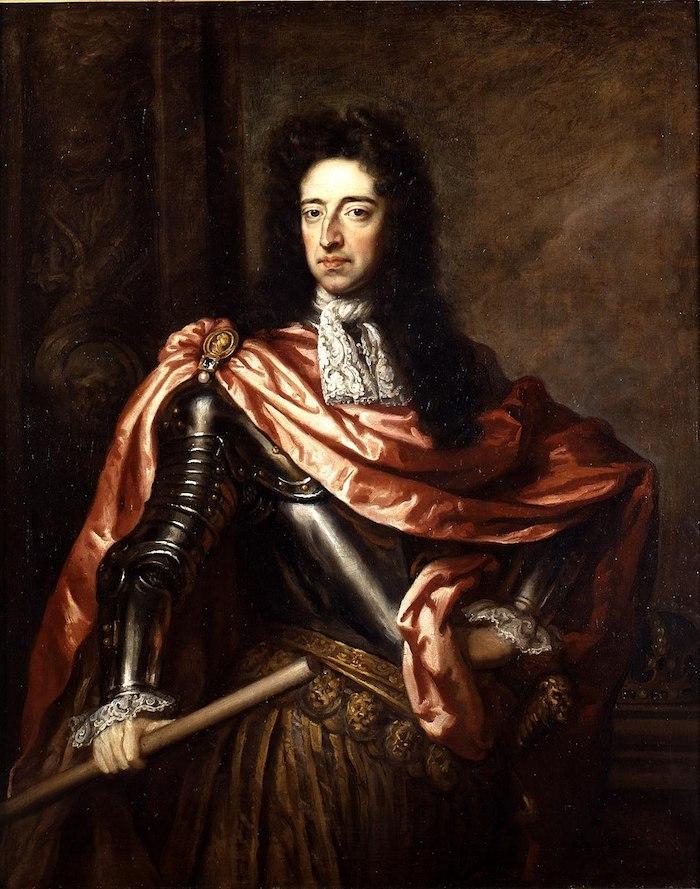 William III at Hampton Court Palace