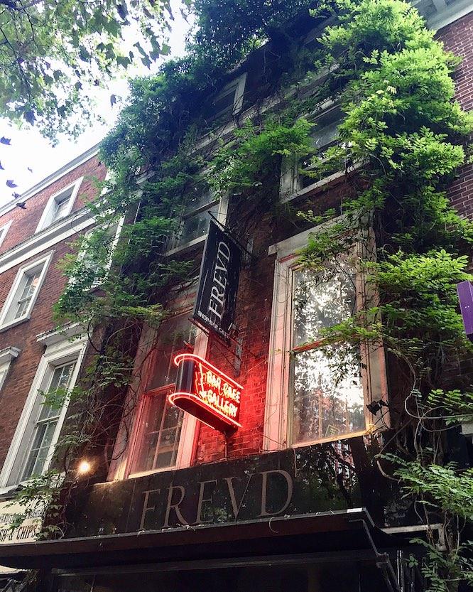 Covent Garden Bar Freud
