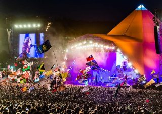 Glastonbury Festival Ticket Registration Details
