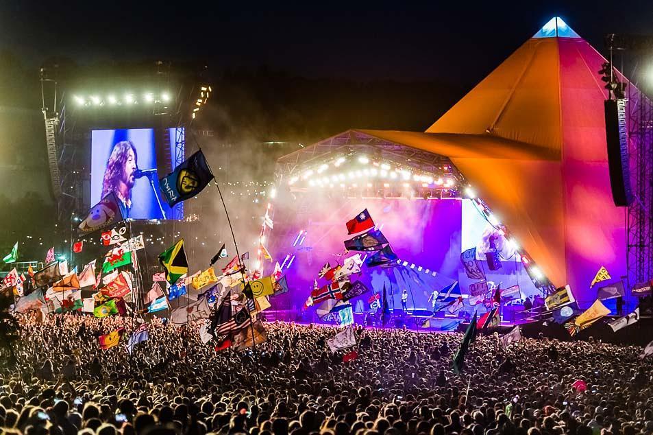 Glastonbury Festival Ticket Registration Details