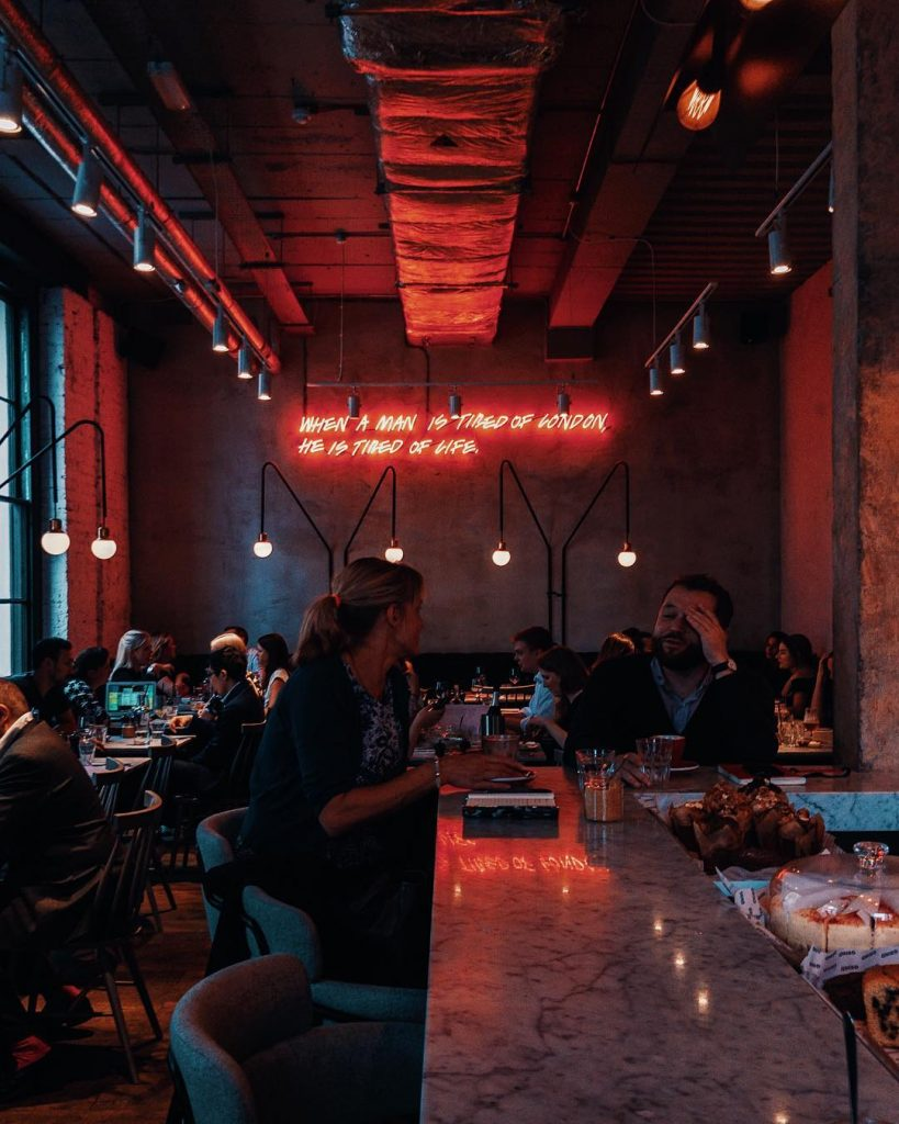 Prime The 50 Best London Bridge Restaurants To Try In 2019 The Interior Design Ideas Tzicisoteloinfo