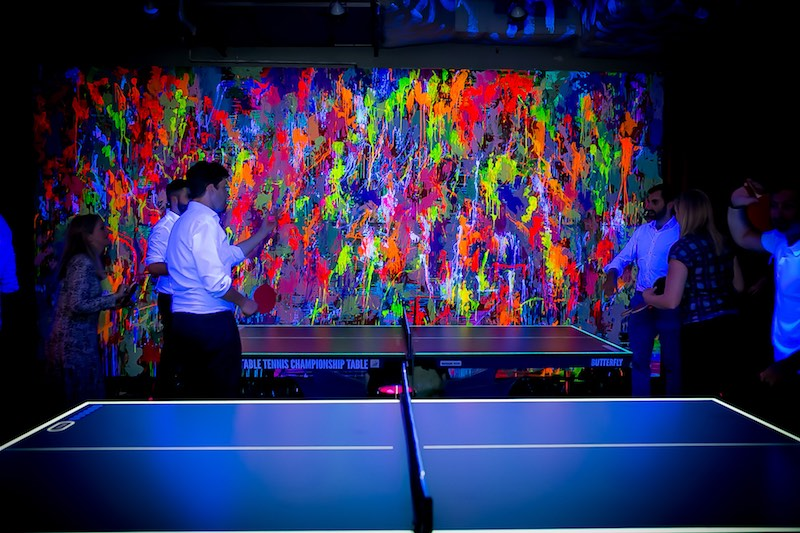 Ping Pong Venue London