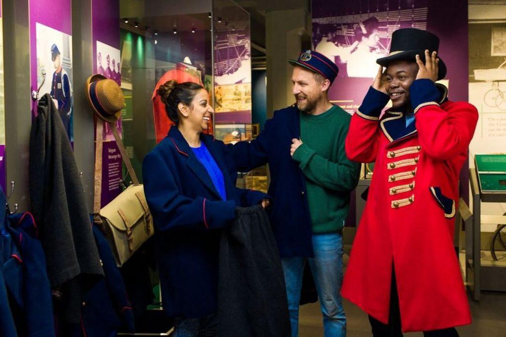 Postal Museum London Visit