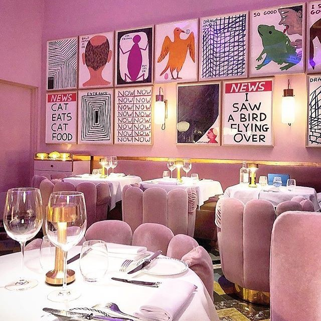 Quirky restaurants