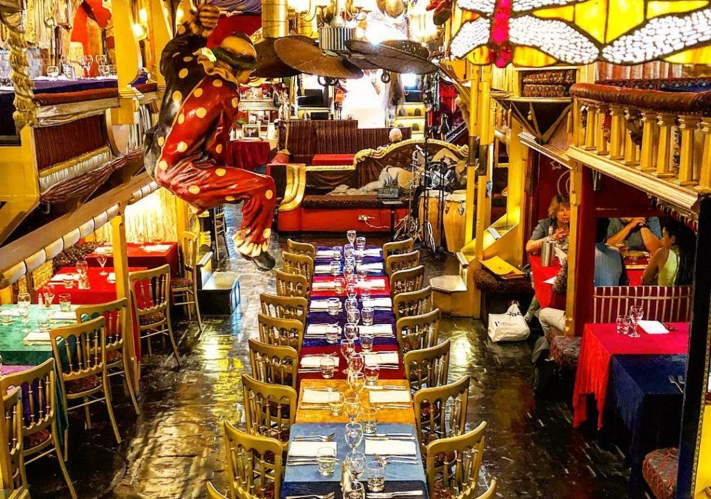 Astounding Quirky Restaurants In London 28 Unique Spots For Your Next Download Free Architecture Designs Jebrpmadebymaigaardcom
