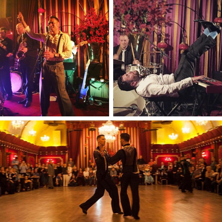 Rivoli Ballroom Events