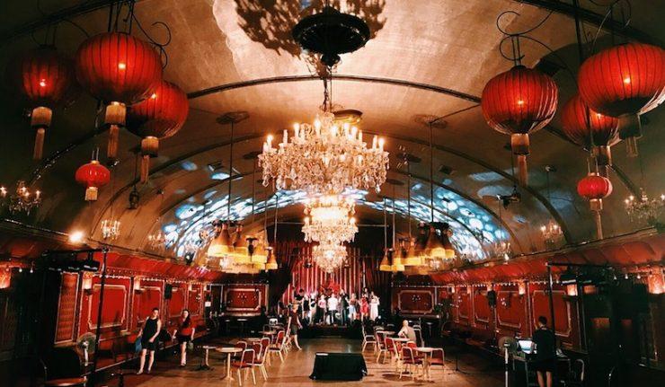Rivoli Ballroom Photo