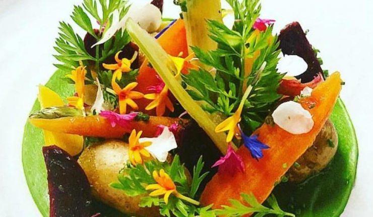 Vegan Dining Pied A Terre