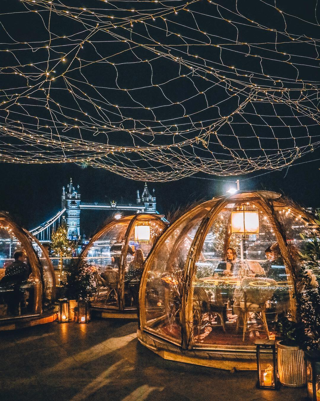 London's Riverside Igloos At Coppa Club Are Back For 2018