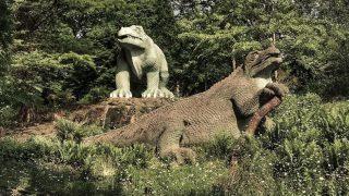 dinosaurs-crystal-palace-park