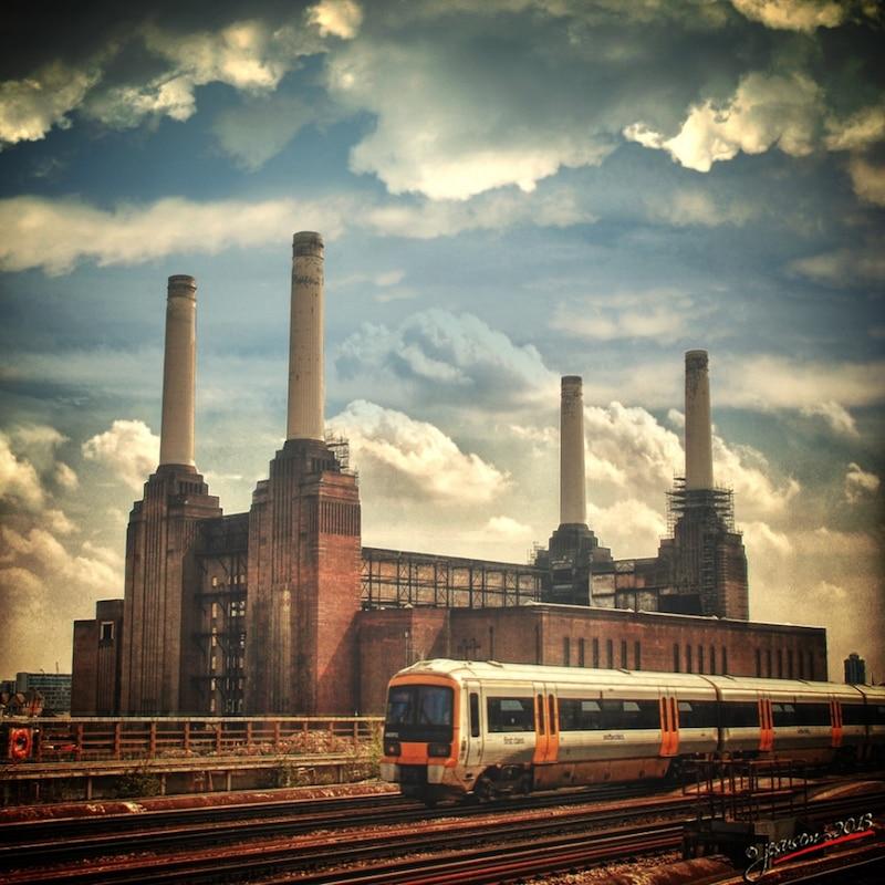 Battersea chimneys