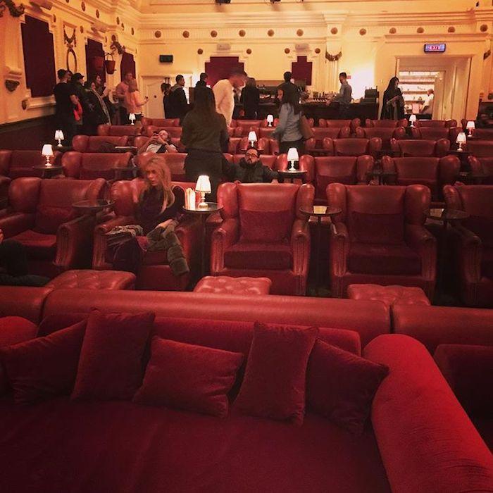 Luxury cinema