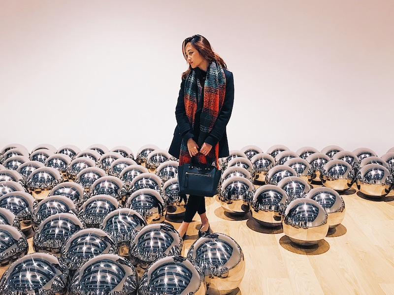 This Mirror-Filled Art Exhibition Will Really Mess With Your Melon