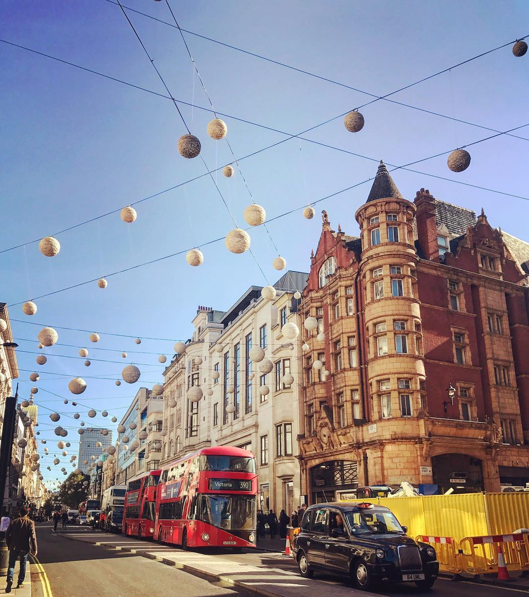 Oxford Street Weihnachtsbeleuchtung.Here S Everything You Need To Know About Oxford Street S 2018