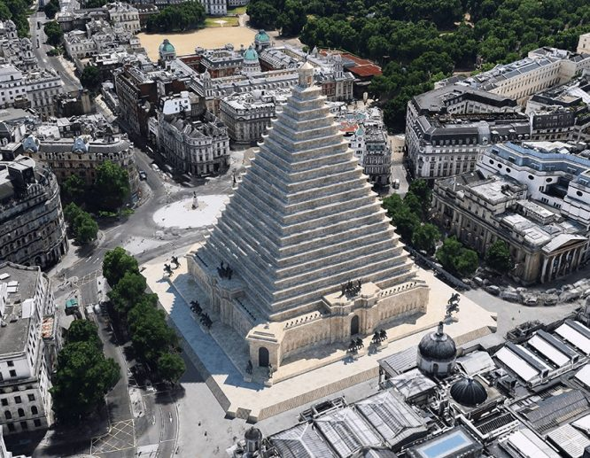 London Pyramid