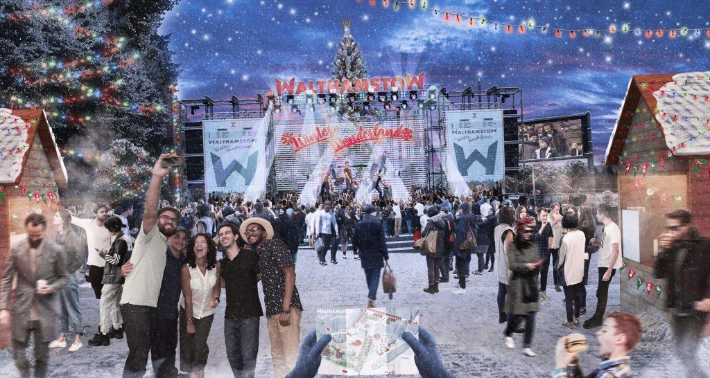 Walthamstow Winter Wonderland