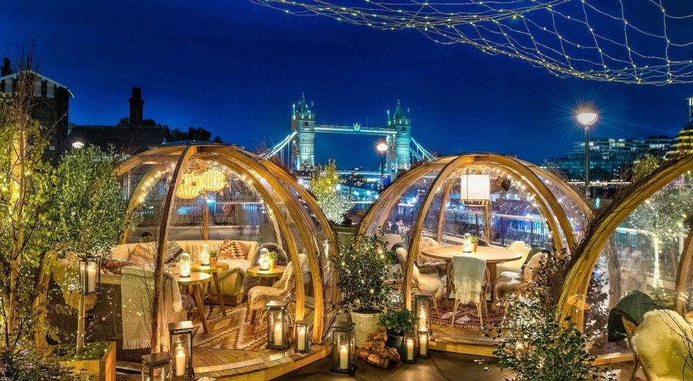 8 Gorgeous London Restaurants That Have Transformed For The