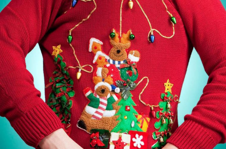 make your own christmas jumper