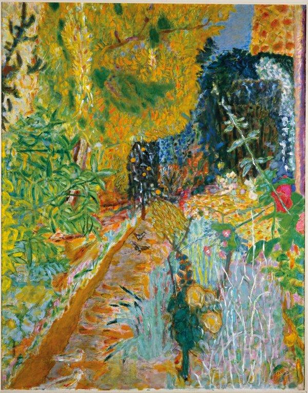 Art Exhibition Pierre Bonnard