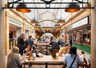 Fulham Market Halls Baileys 2