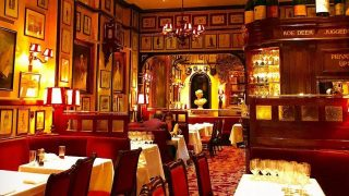Oldest Restaurant London Rules