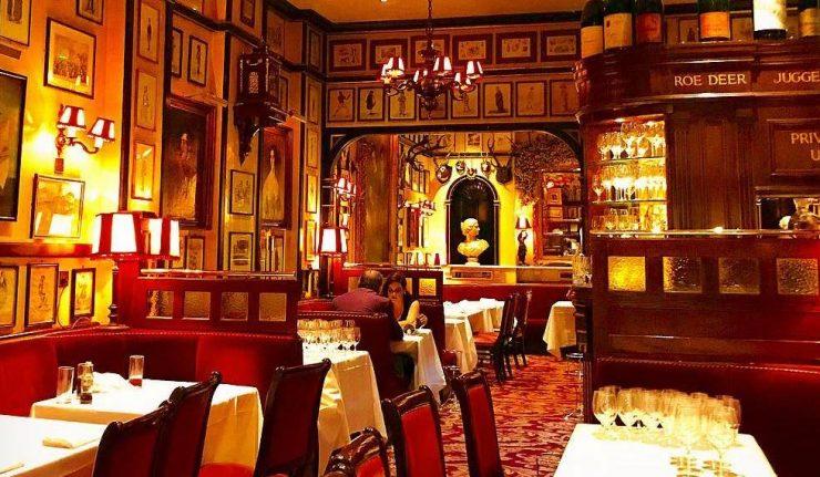 Oldest Restaurant London Rules