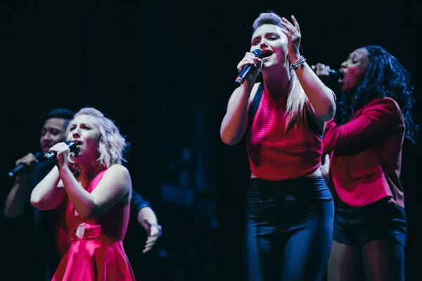 Acappella competition UK