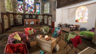 Camping Churches