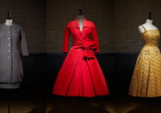 Dior exhibition V&A